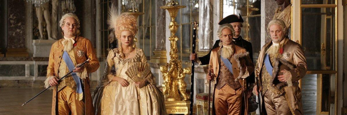 Une reine pin-up, une pomme de reinette : Marie-Antoinette au cinéma dans Focale adieuxalareine